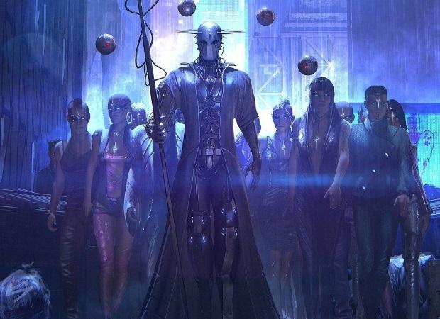 Разбираем Re-Legion— стратегию про киберпанк икультистов