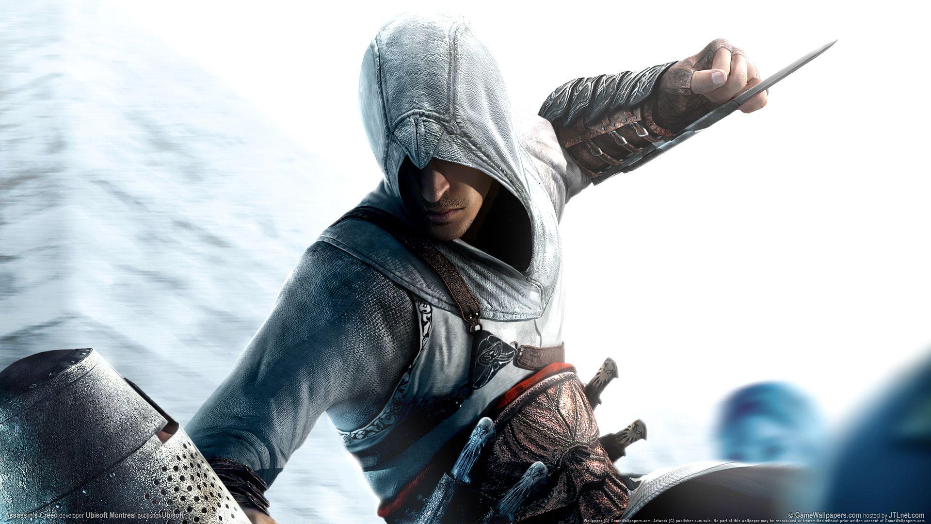 Первая Assassin's Creed показалась скучной сыну главы Ubisoft— поэтому вигру добавили сайд-квесты