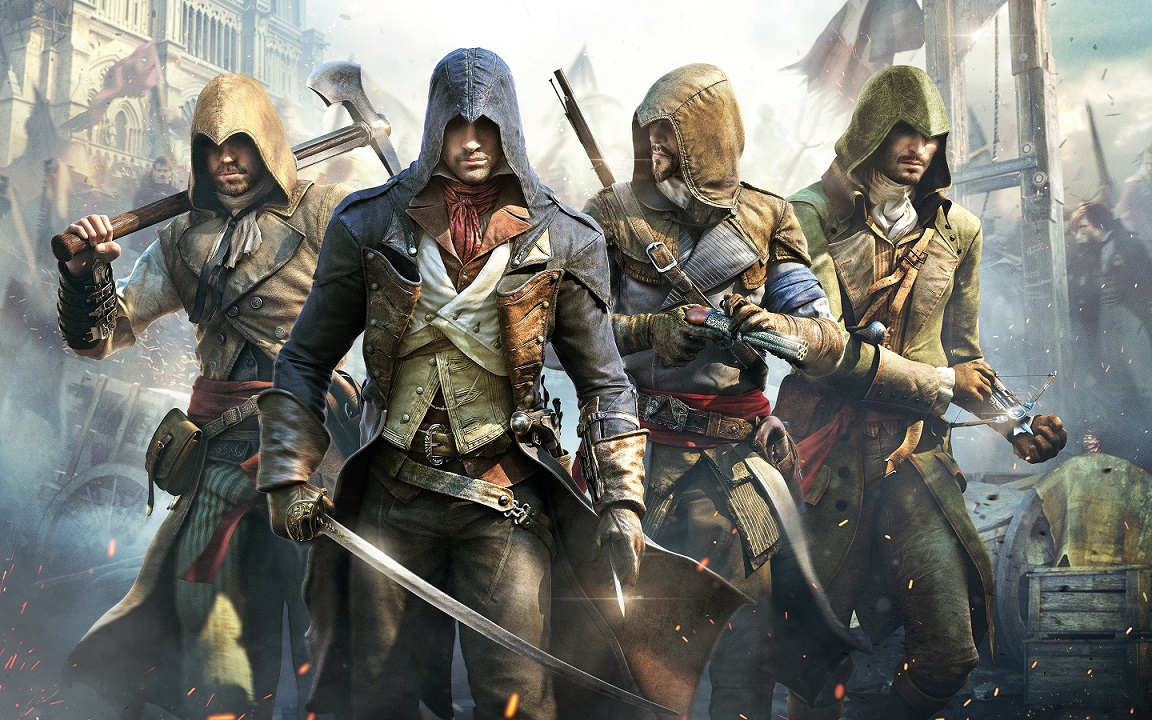 Digital Foundry удалось запустить Assassin's Creed: Unity при 60 FPS на Xbox Series X