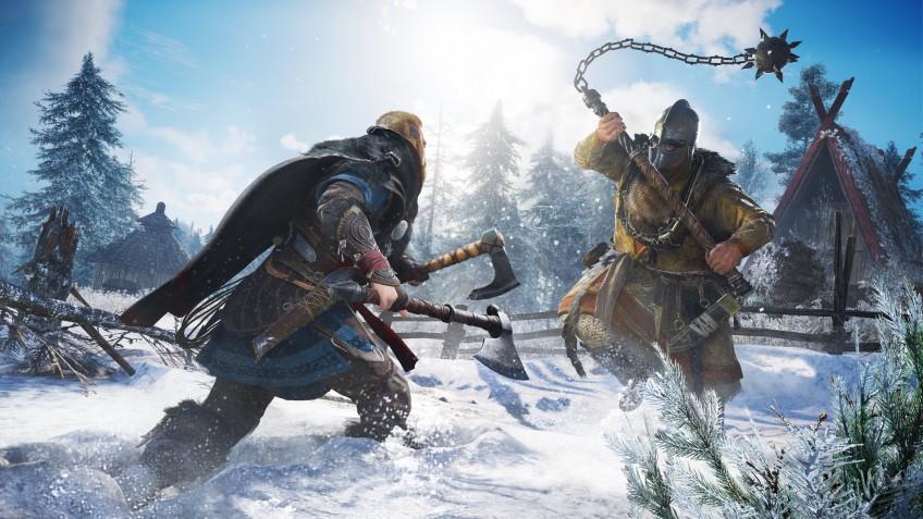 Всети появились новые скриншоты Assassin's Creed Valhalla