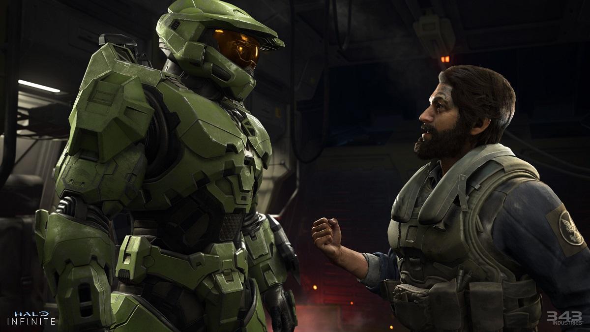 Halo Infinite пропустит церемонию The Game Awards
