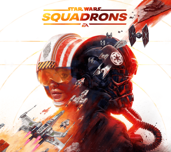 EA представила игру Star Wars: Squadrons