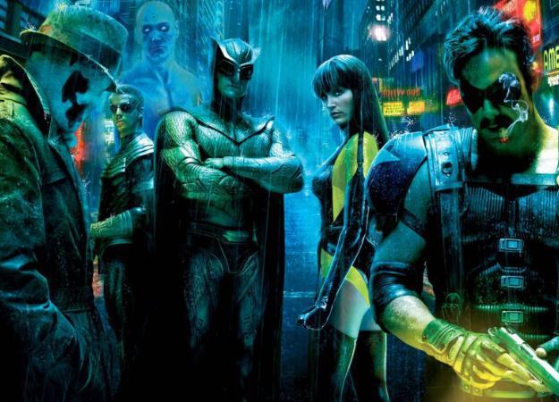 5 лучших супергеройских кинокомиксов срейтингом R