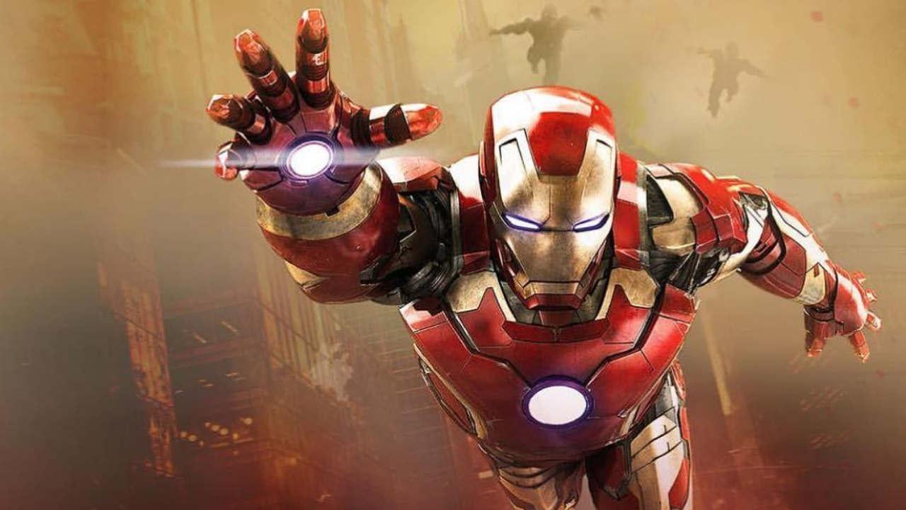 Доктор Стрэндж вброне Железного Человека— фото сосъемок вырезанной сцены «Войны бесконечности»