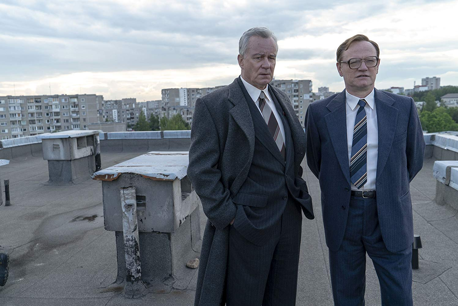 «Чернобыль» лидирует почислу номинаций напремию BAFTA TV