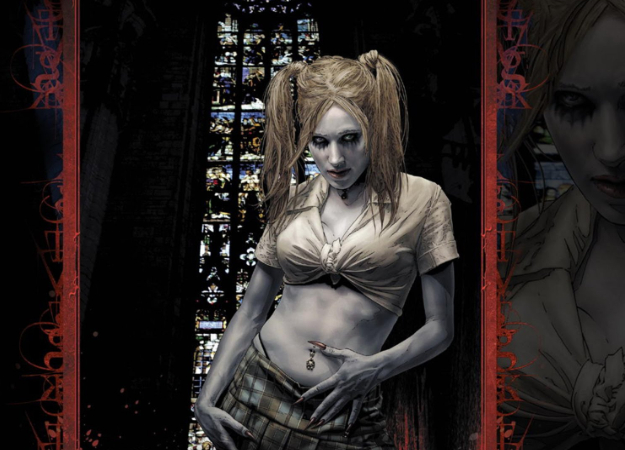 Апомните Vampire: The Masquerade— Bloodlines? Лучшей игре про вампиров— 15лет!