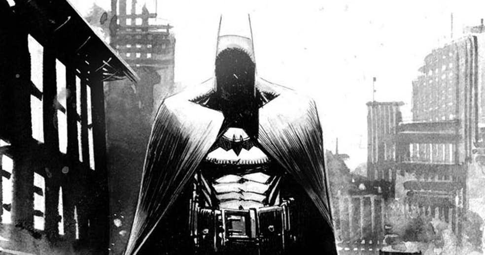 DC выпустит комикс про молодого Бэтмена в постапокалиптическом Готэме