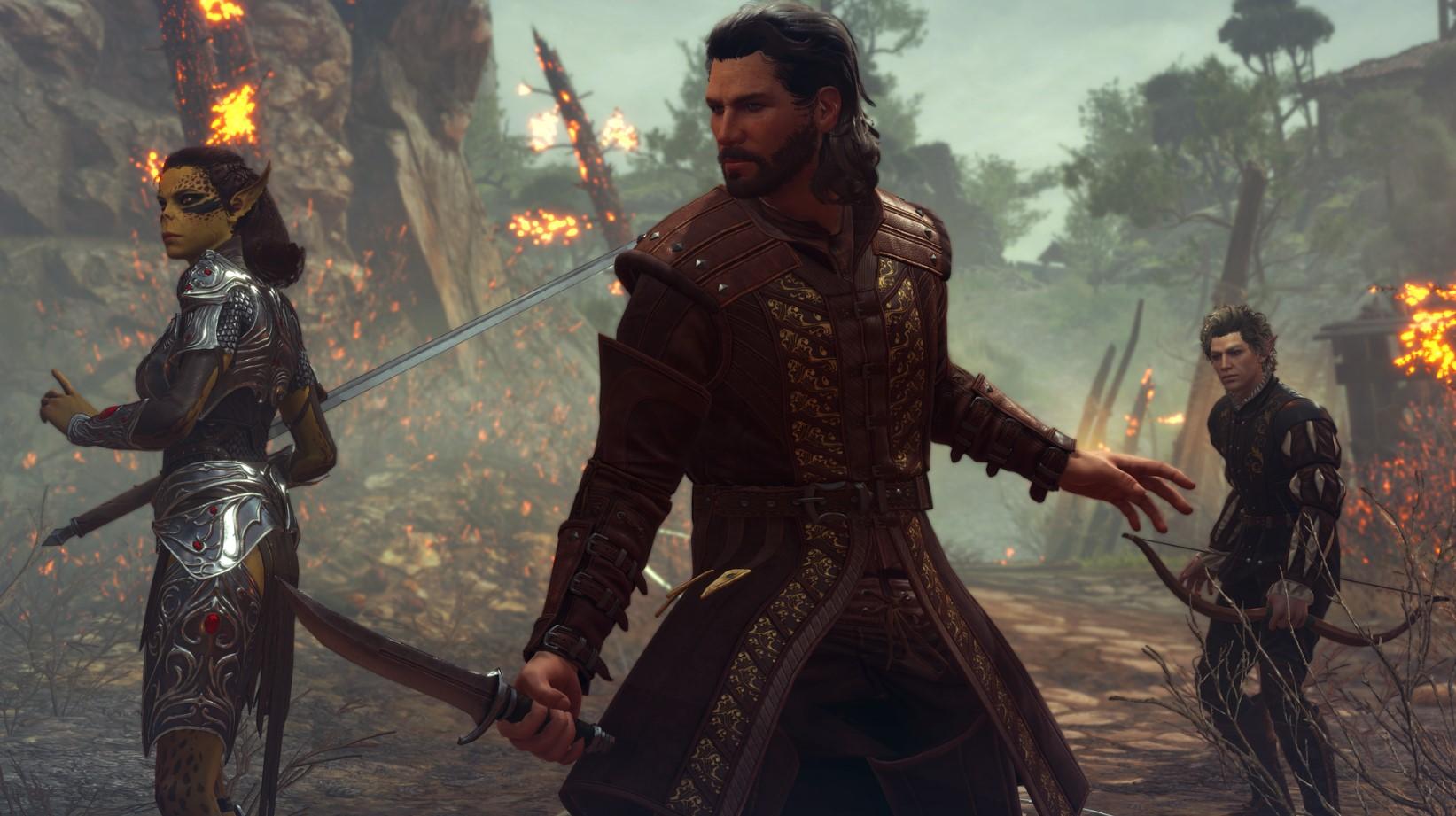 Baldur's Gate III выйдет вранний доступ вавгусте 2020 года (ноэто неточно)