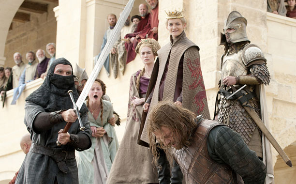 Шон Бин поделился воспоминаниями осъемках казни Неда Старка из«Игры престолов»
