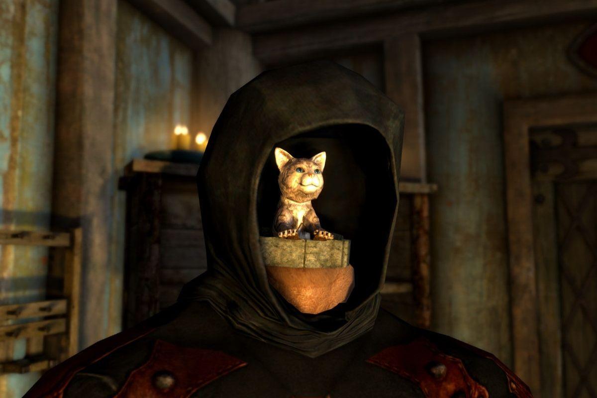 «Властелин колец» икомбо измагии— лучшие моды для The Elder Scrolls V: Skyrim в2019 году