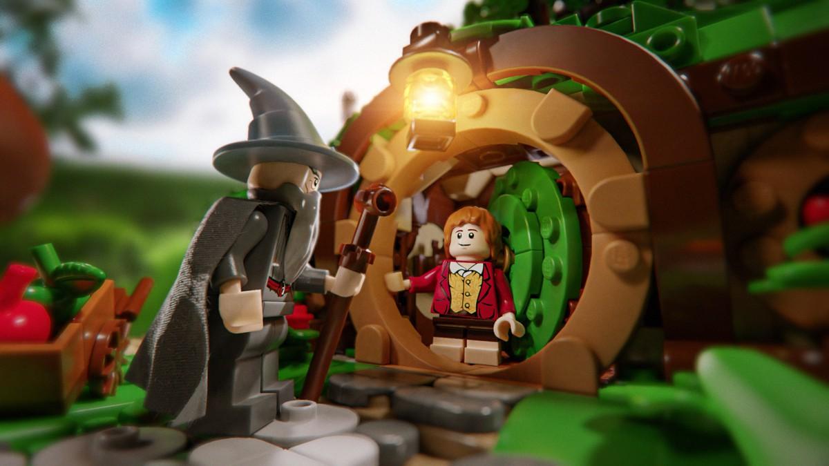 Дом Бильбо Бэггинса создали в конструкторе Lego. Набор может попасть в магазины