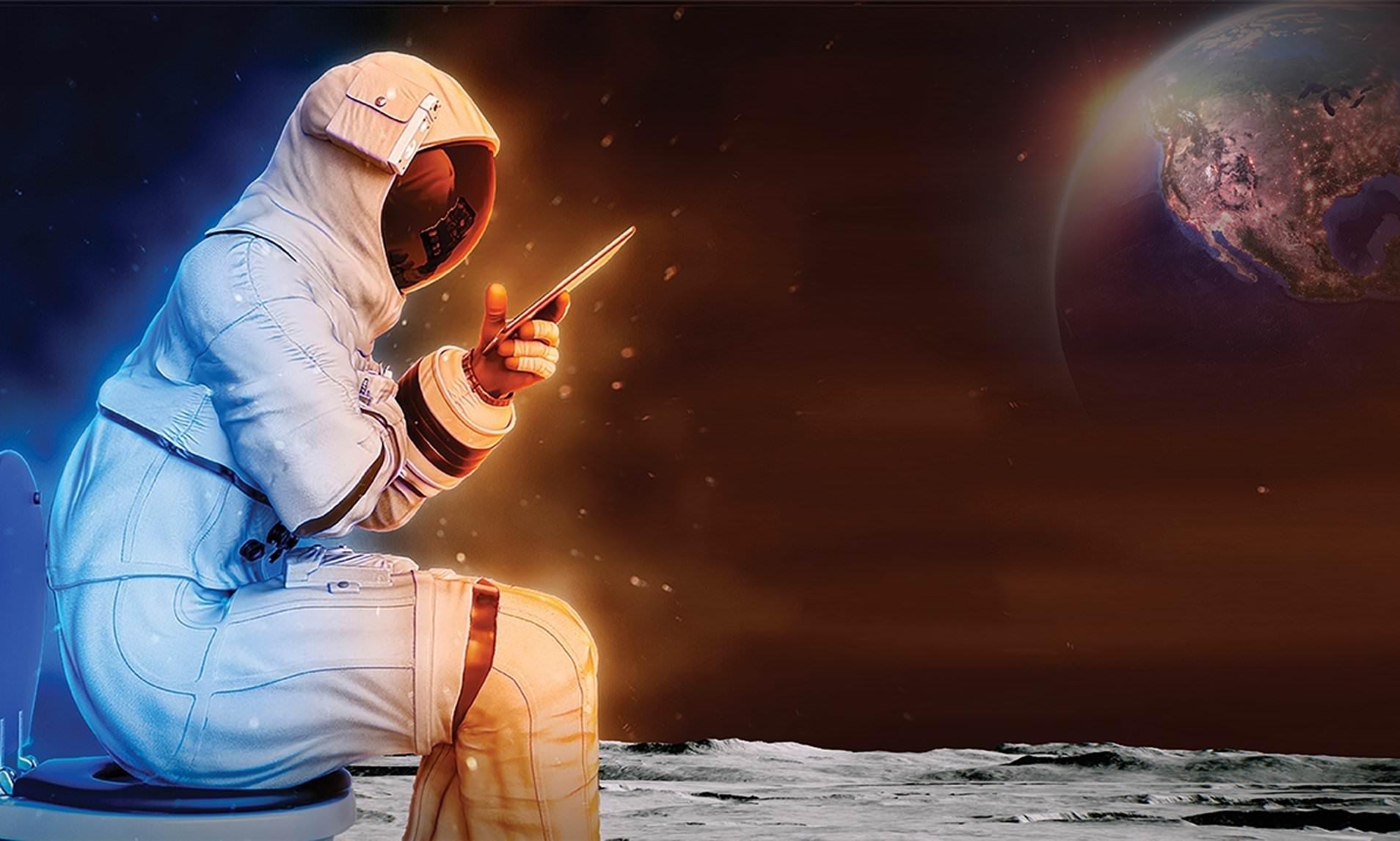 Придумайте туалет для Луны иNASA заплатит 2,5 млн рублей