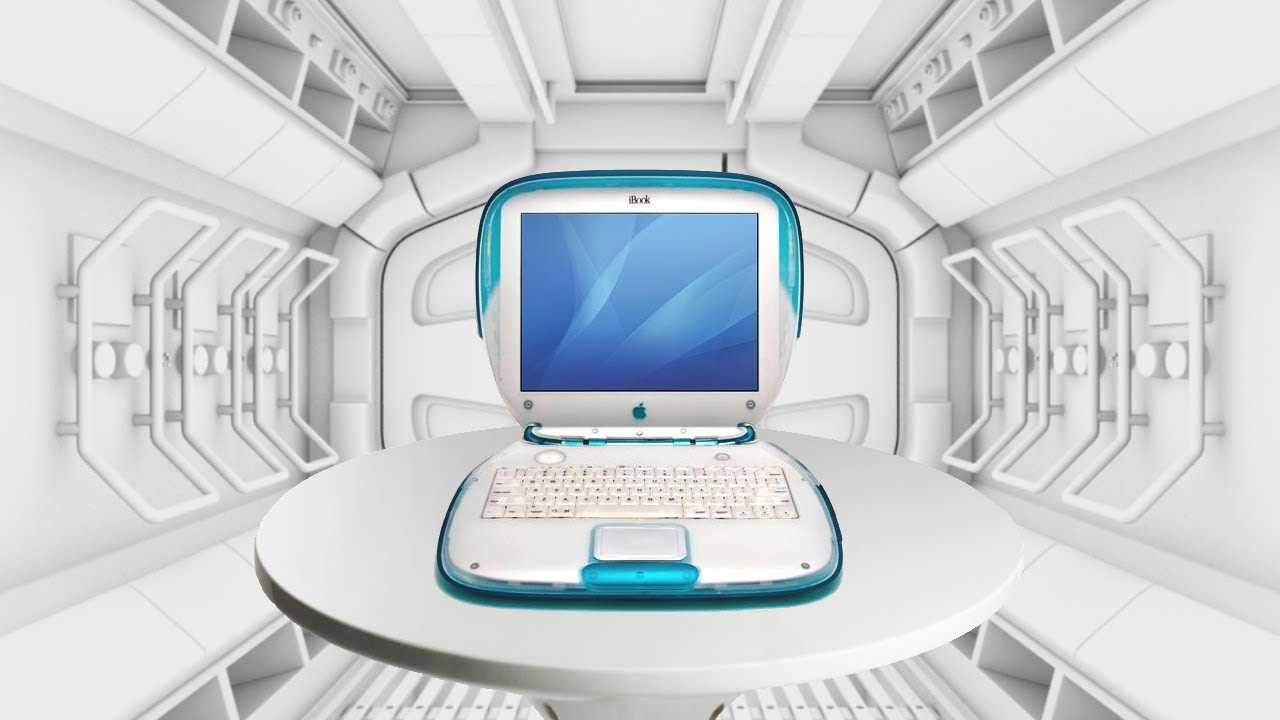 Вэтот день 21 год назад вышел iBook— первый популярный ноутбук Apple ипредшественник MacBook