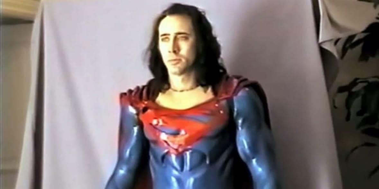 Кевин Смит мечтает о мультфильме «Супермен жив» с Николасом Кейджем