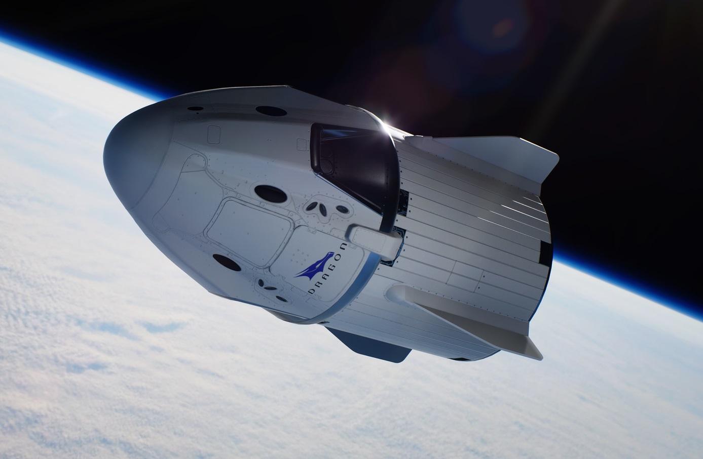 SpaceX предлагает туристические полеты наорбиту