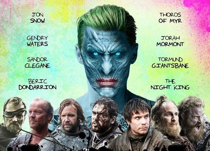 Отзывы зрителей на5 серию 7 сезона «Игры престолов»
