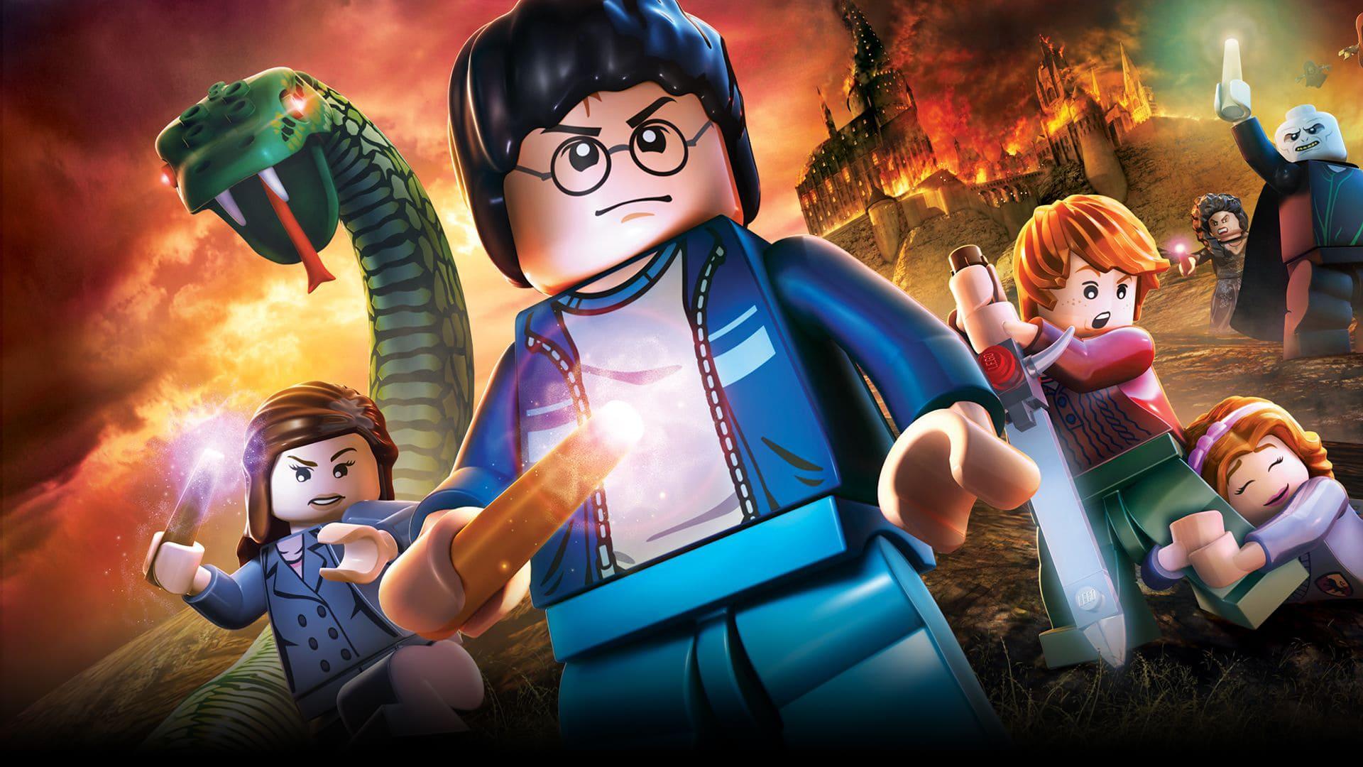ОтМстителей доГарри Поттера: распродажа игр LEGO началась вSteam