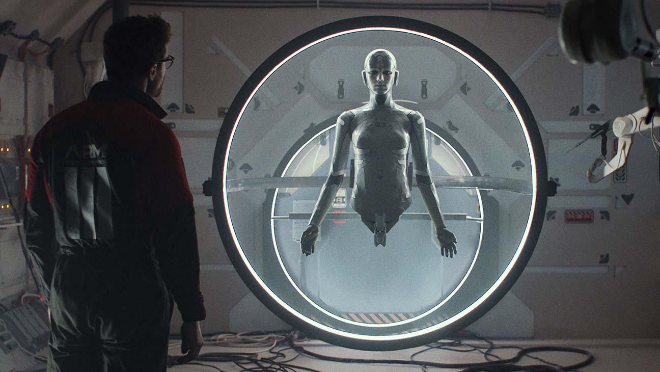 Роботы илюбовь: смотрим фрагмент фантастического фильма «Мой создатель»