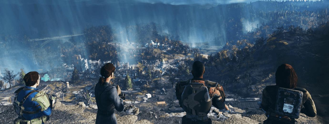 Купившие Fallout 76 геймеры получат версию игры вSteam совершенно бесплатно