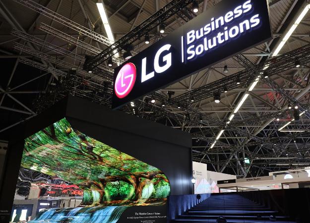 LG на выставке ISE 2019: передовые прозрачные экраны и стены из дисплеев