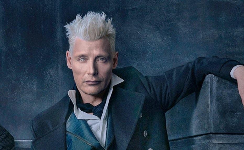 Мадс Миккельсен высказался освоей замене Джонни Деппа в«Фантастических тварях 3»: «Это печально»