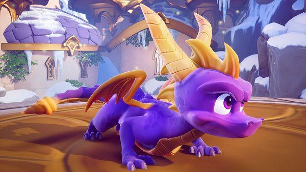 Посмотрите 40 минут геймплея Spyro Reignited Trilogy на трех разных уровнях