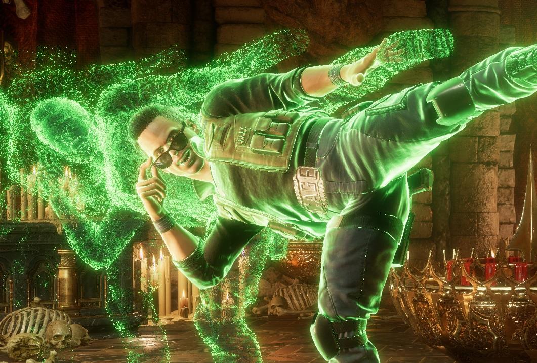 Вфайлах Mortal Kombat 11 нашли «секретный бой»