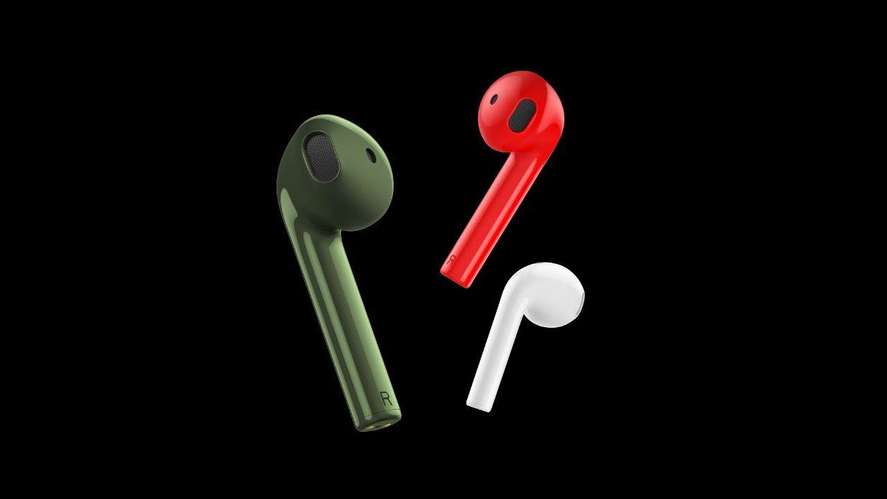 Представлены беспроводные ультрабюджетные наушники Realme Buds Air Neo иRealme Buds Q