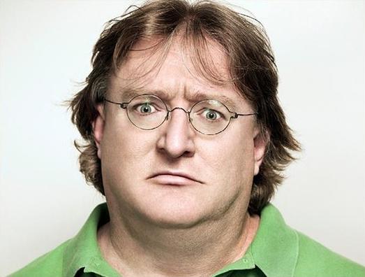 Гейб Ньюэлл: «Ура! Valve снова начинает выпускать игры!»