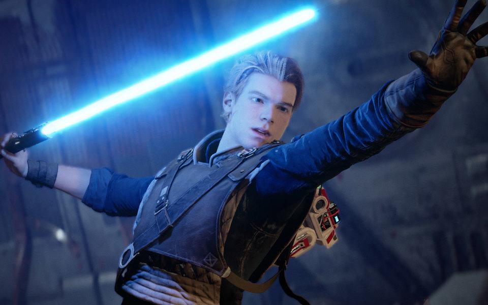 Блогер показал, как Star Wars — Jedi: Fallen Order выглядит на минималках