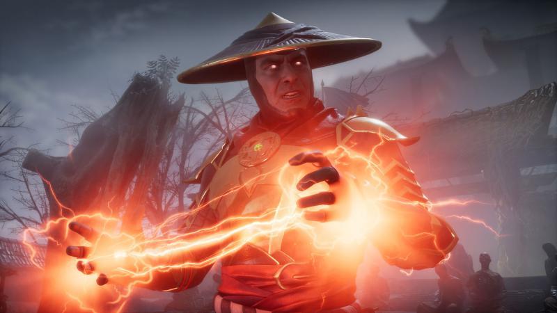 Всеть попала предполагаемая озвучка Mortal Kombat 11 изоригинального фильма