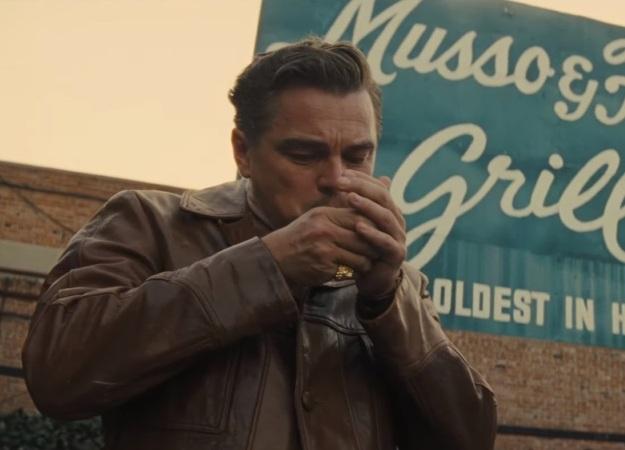 Леонардо ДиКаприо поджигает нацистов вновом трейлере «Однажды вГолливуде» Квентина Тарантино