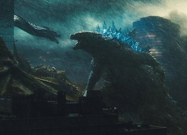 Вновом трейлере «Годзиллы» показывают еще больше громадных монстров