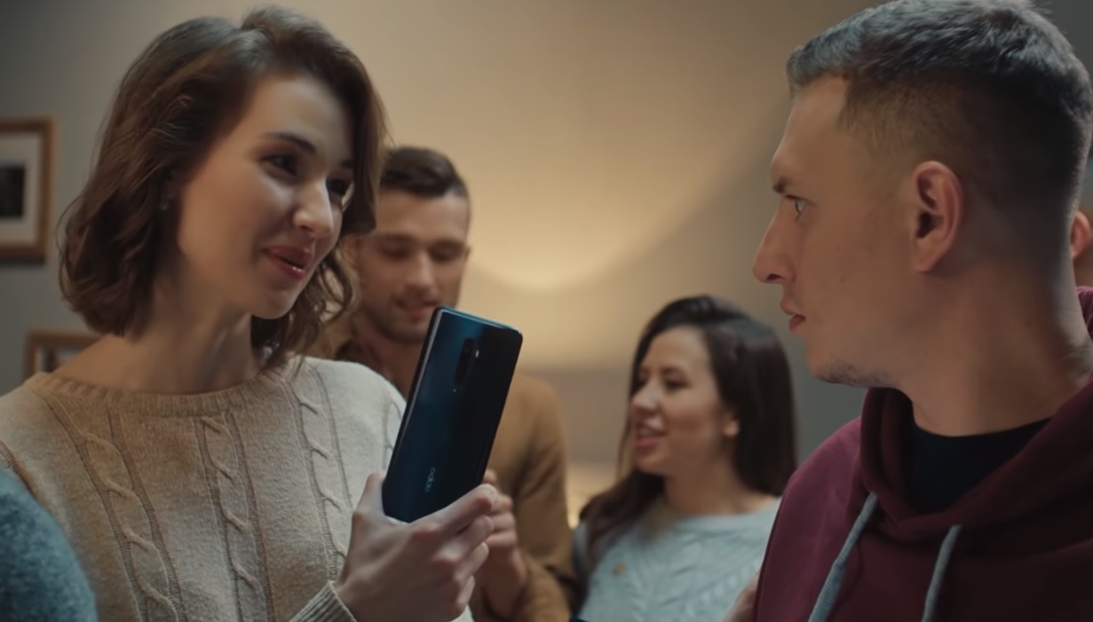 Бренд OPPO, Сатир иМихаил Кшиштовский сняли лучший рекламный ролик 2019 года