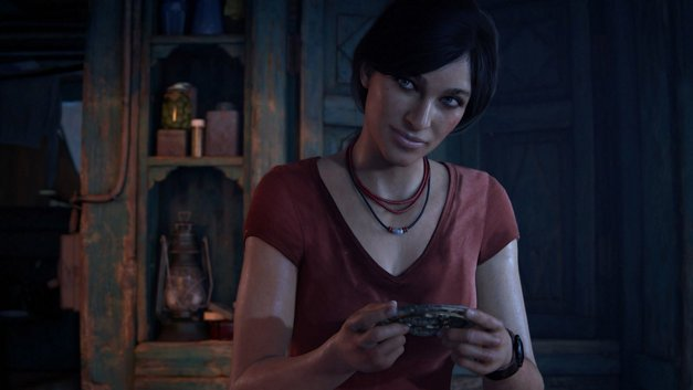Uncharted: The Lost Legacy напрезентации PlayStation наE3 2017