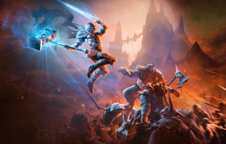 Студия Kaiko показала первый геймплейный трейлер Kingdoms ofAmalur: Re-Reckoning