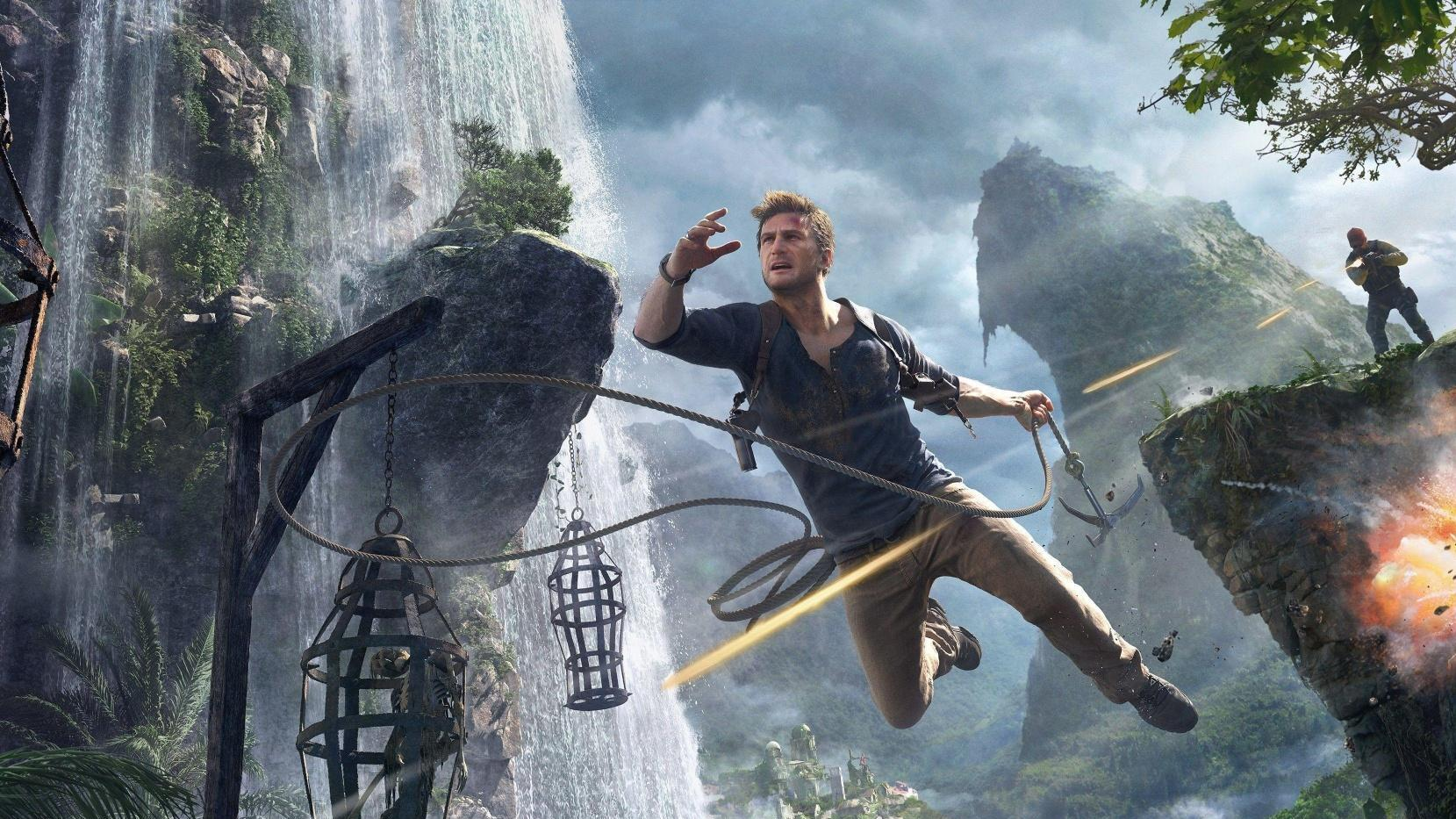 Sony опровергла новость остарте съемок фильма Uncharted