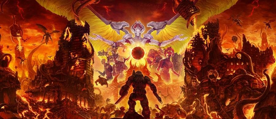 В новом трейлере Doom Eternal еще больше мяса