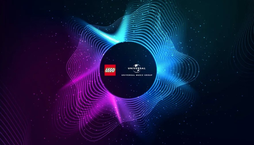 LEGO иUNIVERSAL MUSIC объявили осотрудничестве. Вконструкторе появится музыка