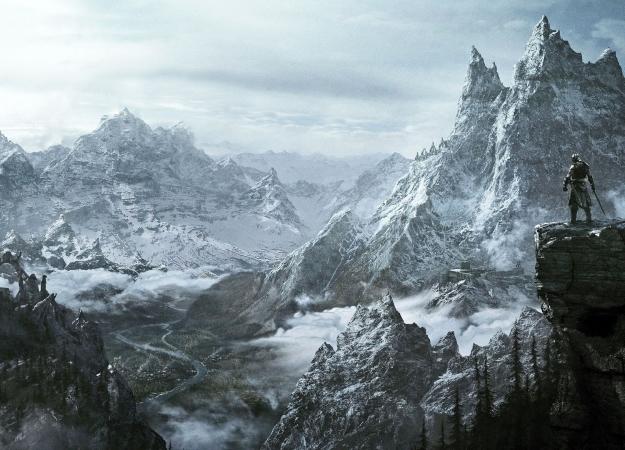 Модификация с4K-текстурами для Skyrim делает игру невероятно реалистичной. Убедитесь сами