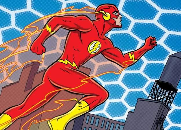 Какая неожиданная встреча произошла сФлэшем впервом выпуске Flash: YearOne?