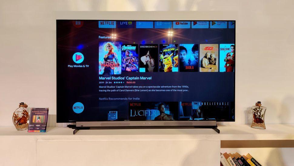 Motorola представила линейку смарт-телевизоров поцене от12500 рублей
