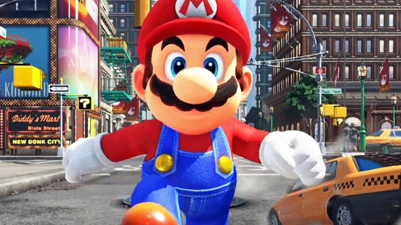 Стример добавил Марио вDreams. Его проект удалили из-за нарушения авторских прав