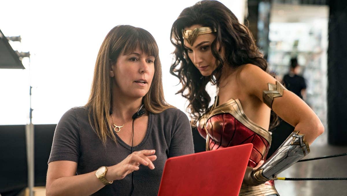 Warner Bros. заказали третий и последний фильм о Чудо-женщине