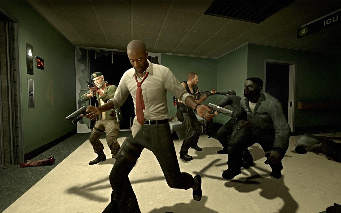 Новая Left 4 Dead выйдет дляVR. Слух
