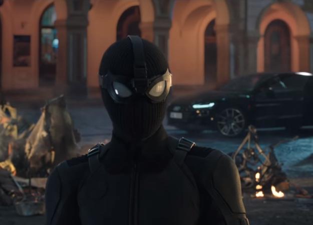 Что показали впервом трейлере фильма «Человек-паук: Вдали отдома»?