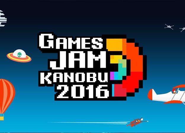 [21:00] Играем в игры с Games Jam Kanobu 2016