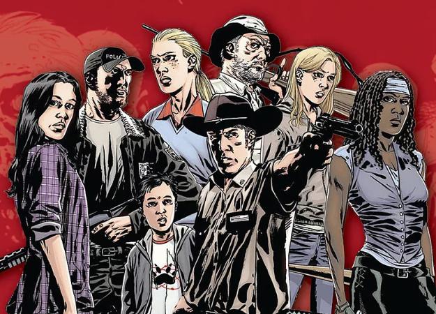 Как фанаты и художники «Ходячих мертвецов» отреагировали на завершение комикса
