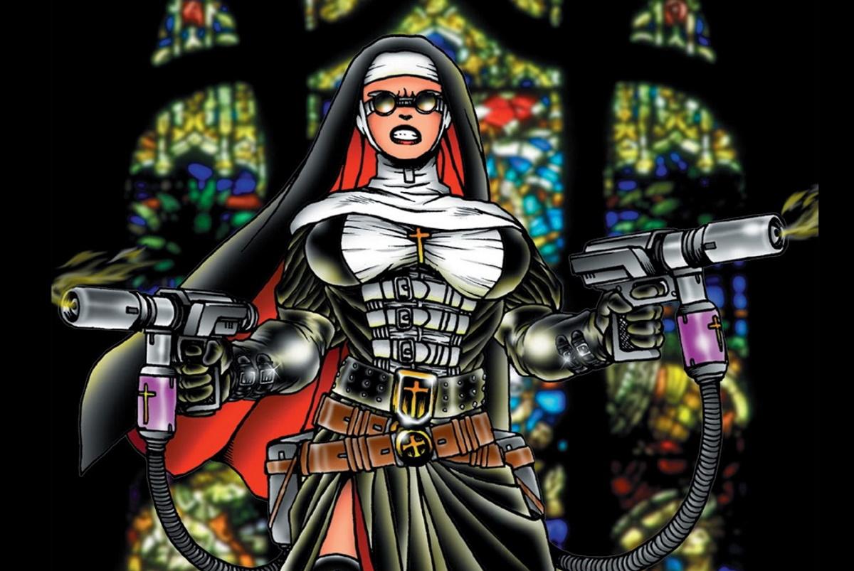 Как появились «Монахини-воины»— героини нового сериала отNetflix