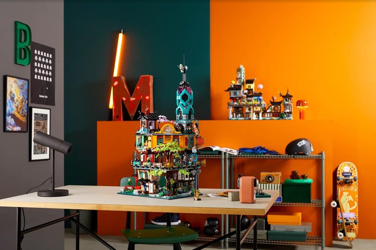 LEGO NINJAGO отмечает 10-летний юбилей. Нас ждут новые наборы